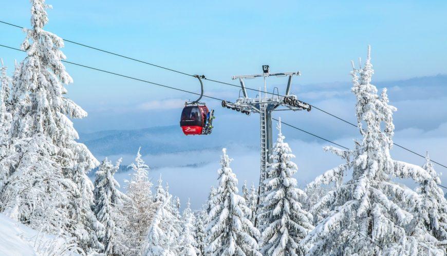 Słowacja - gdzie na narty