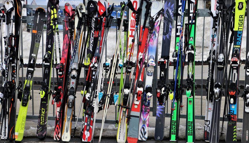 narty nowe i używane